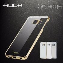 Bumper Original Rock Neon Series Galaxy S6 Edge +mica