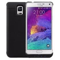 Funda Cargador Samsung Galaxy Note 4 + Mica De Regalo