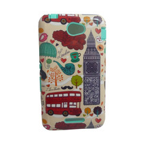 Funda Protector Mixto Sony Xperia E4 London / Autobus