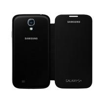 Samsung Galaxy S4 I9500 Flip Cover Original Negro
