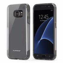 Funda Puregear Pro Slim Shel Case Negro Samsun Galaxy S7 Eg
