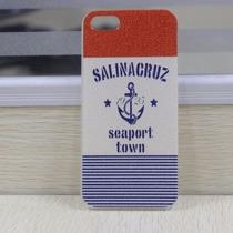 Funda Protectora De Salina Cruz Para Iphone 5 / 5s
