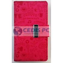 Funda Tipo Cartera (flip Cover) Sony Xperia C5306 Sp Mica Gr