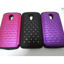 Funda Luxury Diamond Case Motorola Moto G2