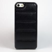Funda Lujo Piel Sintetica Textura Cocodrilo Iphone 5 5s