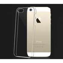 Funda Caratula Case Transparente Rigida Iphone 5/5s