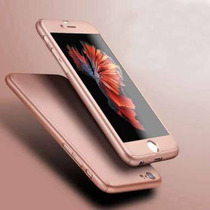 Case Funda Protector 360 Grados Iphone 6 Plus Apple Cristal