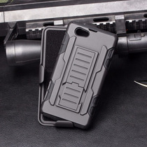 Funda Case 3 En1 Uso Rudo Resistente Sony E4g E2006