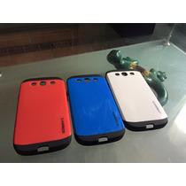 Remate Protector Funda Spigen Galaxy S3, S4 Y Galaxy Note 3