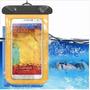 Bolsa Funda Protector Contra Agua Celular Iphone Samsung Son
