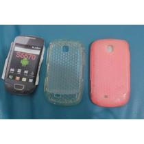 Galaxy Mini S5570 Funda Protector Tpu Silicon Oferta**