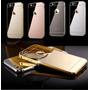 Remate, Bumper Aluminio Espejo Iphone 6 Plus Y 6s Plus