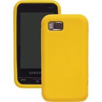 Samsung Sgh-a867 Silicona Gel Amarillo