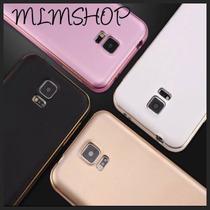 Funda Metal Bumper Aluminio Tapa Policarbonato Galaxy S5