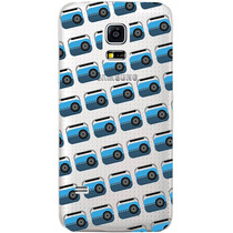 Funda Case Samsung Galaxy S5 Mini - Radio