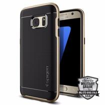 Funda Galaxy S7 Spigen Neo Hybrid 100% Original