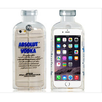 Protector Vodka Absolut Para Iphone 6