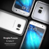 Funda Case Ringke Para Samsung S7 Transparente Bumper + Mica
