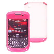Oem Verizon Doble Cubierta Caso Para Blackberry 3g 9330