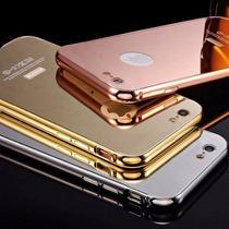 Bumper De Lujo Aluminio Para Apple Iphone 6s Y 6s Plus