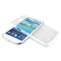 Funda Caratula Case Transparente Rigida Samsung S4 Mini