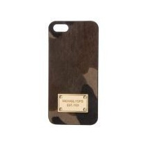 Funda Michael Kors Iphone 5 Camuflaje Nueva 100% Original