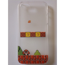 Mario Bros, Iphone 4 / 4s, Funda Carcasa Case