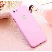 Funda Iphone 5, 5s Color Pastel Protector Case - Rosa