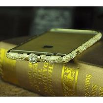 Hermosa Bumper Cristales Swarovski Iphone 6,6 Plus Iphone6