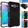 Protector Case Ultra Defender Galaxy J5 + Cristal Templado
