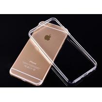Case Carcasa Iphone 6 Cristalina Plegable Protector Silicon