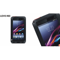 Sony Xperia Z1 - Funda Powerful Original Love Mei Uso Rudo