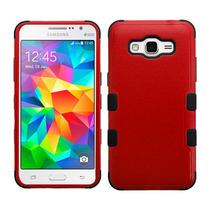 Funda Doble Uso Rudo Samsung Galaxy Grand Prime G530 Rdbk