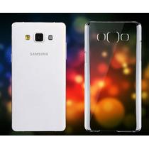 Funda Caratula Case Transparente Rigida Samsung Galaxy A5