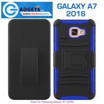 Protector Case Uso Rudo Dual Super Strong Arm Galaxy A7 2016