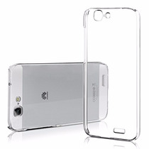 Hey Huawei G7 L03 Invisible Shell + Cristal Templado 9h