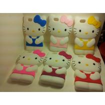 Lote De 6 Hello Kitty Para Iphone 5
