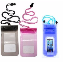 Funda (bolsa) Waterproof Universal, Iphone, Samsung Y Mas