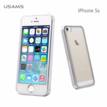 Funda Transparente Iphone 5s Pure Series Usams