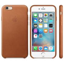 Funda Original En Piel Logo Apple Iphone 6s En Su Empaque