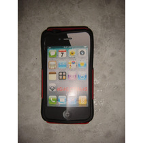 Funda Y Protector Iphone 4g 4gs