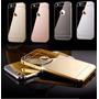 Case Aluminio Premium Tipo Espejo Bumper Iphone 6 Y 6s Plus