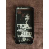 Case Black Widow Marvel Original Para Iphone 4/4s