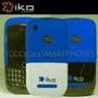 Funda Iko Blackberry 9700 9780 Azul Hardbottom Envio Gratis