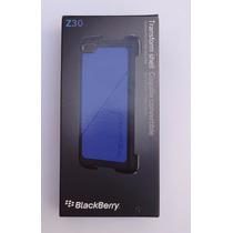 Blackberry Z30 Transform Shell Original (color Azul)