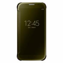 Funda Flip Cover Clear Galaxy S6, S6 Edge
