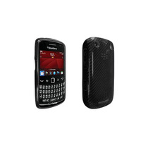 Verizon Alto Gloss Silicona Cubierta Para Blackberry 9370