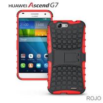 Funda Protector Uso Rudo Huawei Ascend G7
