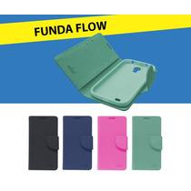 Funda Cartera Flip Cover Alcatel Ot5038 One Touch Pop D5