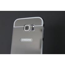 Samsung Galaxy S6 Bumper De Aluminio Con Acabado Espejo